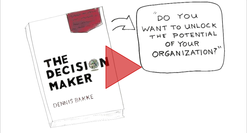 Video Review for the The Decision Maker by Dennis Bakke