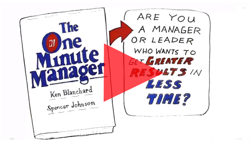 Video Review for The One Minute Manager by Ken Blanchard and SpencerJohnson