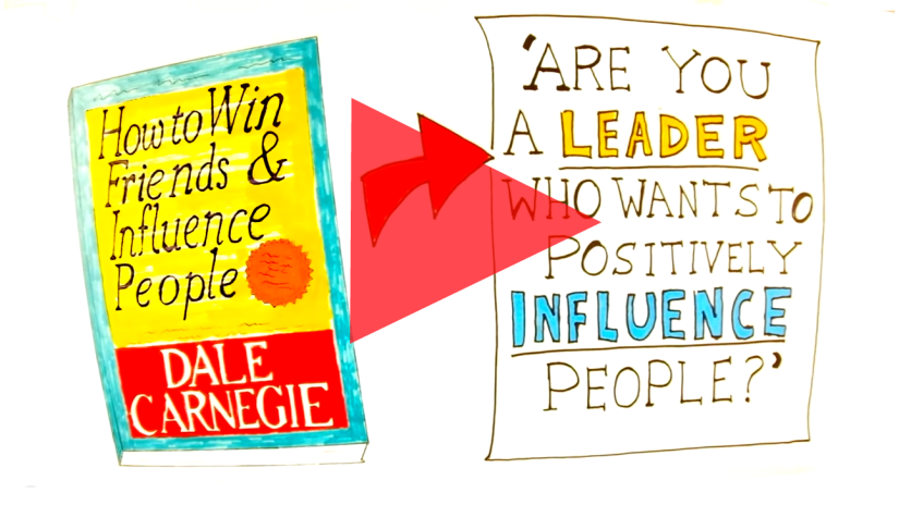 dale carnegie how to make friends and influence pdf