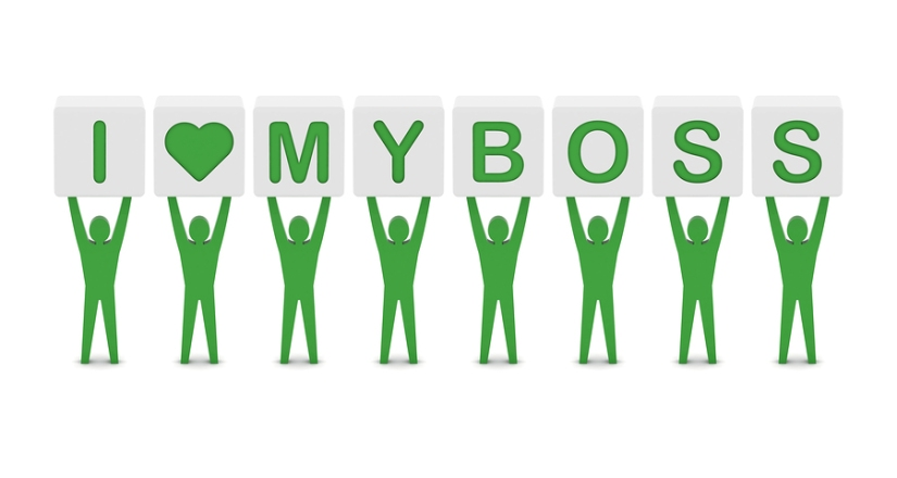 Tell Us Why You Love Your Boss orCompany