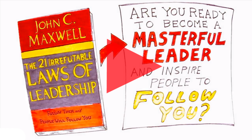 Video Review for The 21 Irrefutable Laws of Leadership By JohnMaxwell
